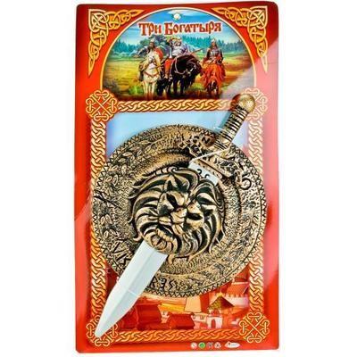 Набор оружия Три богатыря Играем Вместе B1238500-R