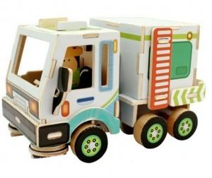 Деревянный 3D пазл ROBOTIME 48 деталей VE204 VE204