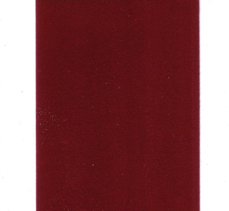 ​VEL040-100HRED - Holiday red Velzene
