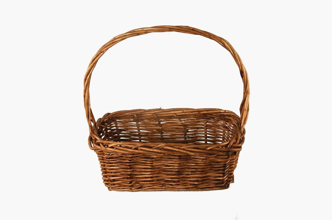 "MS1759CN - 10"" Red Cinnamon Basket Liner Included $6.70 each MS1759CN"