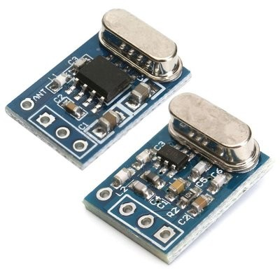 Set Emitator plus Receptor 433MHz SYN115, SYN480