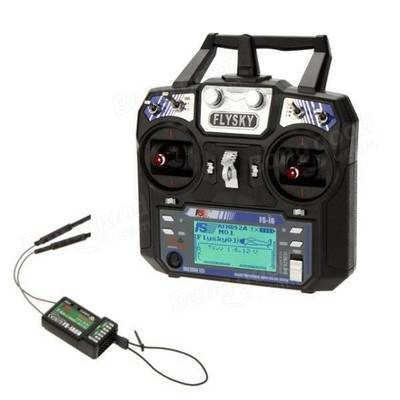 Radiocomanda Controller Flysky I6