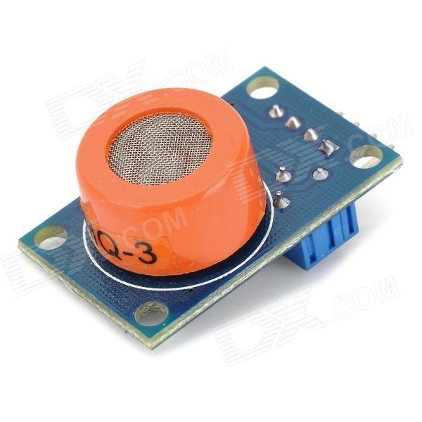 Senzor gaz MQ-3 Alcool Etanol
