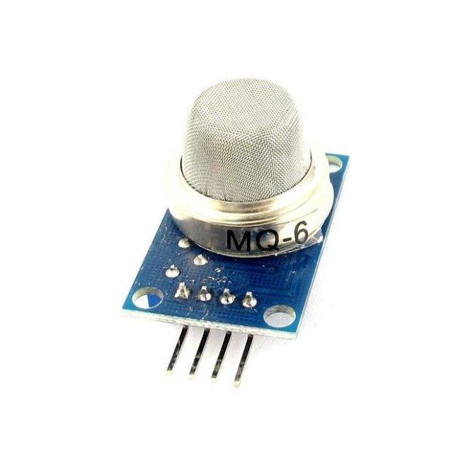 Senzor Gaz MQ-6 GPL Propan Butan