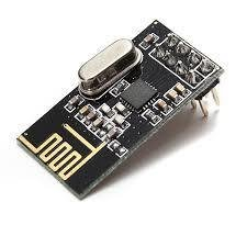 Modul wireless transreceiver NRF24L01 2.4GHz