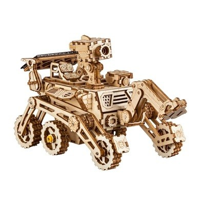 Kit DiY Robot solar Curiosity Rover