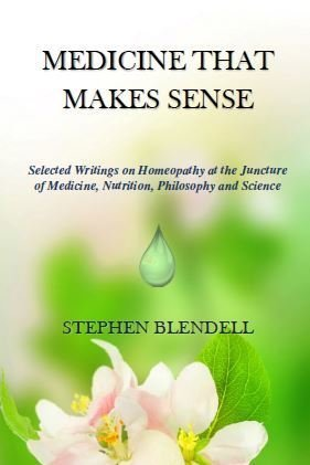 Medicine That Makes Sense by Stephen Blendell 420 pages