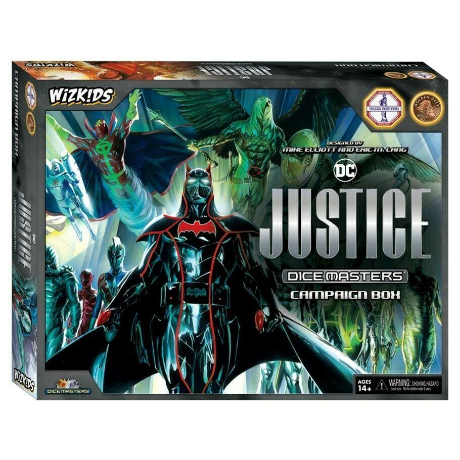 Dice Masters Justice Campaign Box 9S101EHHJANFW