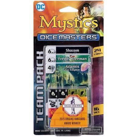 Dice Masters Team Pack Mystics