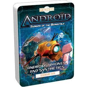 Genesys RPG Adversary Deck Androids Drones And Synthetics C5VKCSM42QZ2R