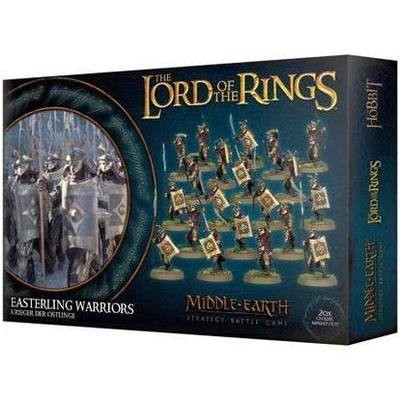 LOTR Strategy Battle Game Easterling Warriors