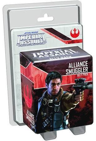 Star Wars Imperial Assault Alliance Smuggler BN1DJVXAEWVXG