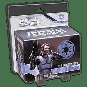 Star Wars Imperial Assault ISB Infiltrators Z7863V7B2J08G
