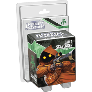Star Wars Imperial Assault Jawa Scavenger