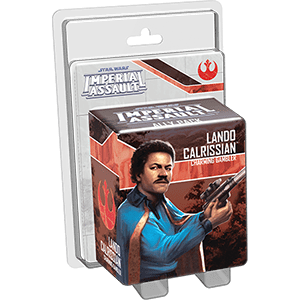 Star Wars Imperial Assault Lando Calrissian