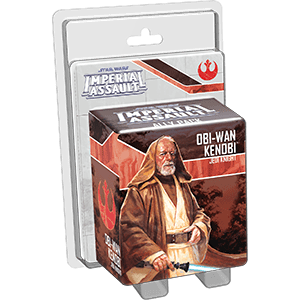Star Wars Imperial Assault Obi-Wan Kenobi