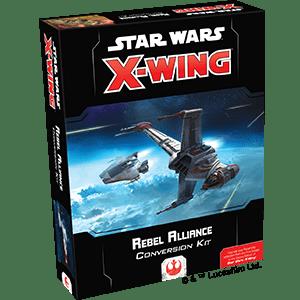 X-Wing 2.0 Rebel Alliance Conversion Kit WM591DXH2VNY4