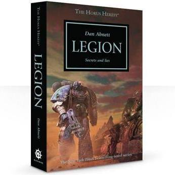 The Horus Heresy Legion 3ADR3QPKJCQKW