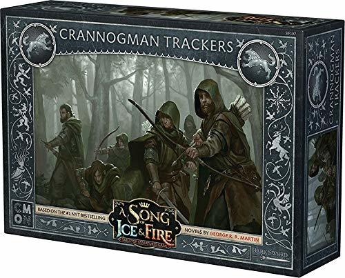 A Song Of Ice And Fire Crannogman Trackers 7WE050Q8PPV5G