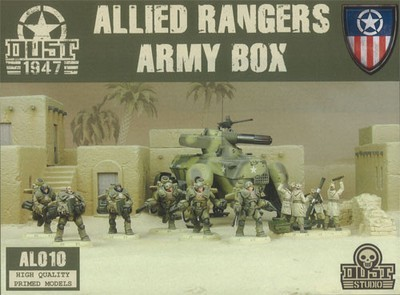 Dust 1947-Allied Rangers Army Box