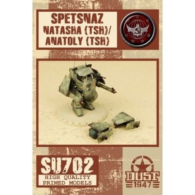 Dust 1947-Spetsnaz Natash/Anatoly