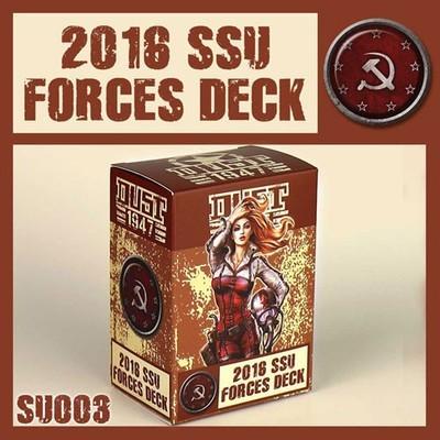 Dust 1947-SSU Forces Deck