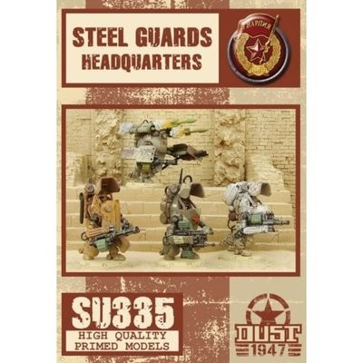 Dust 1947-Steel Headquarters