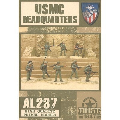 Dust 1947-USMC HEADQUARTERS
