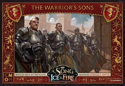 A Song Of Ice And Fire The Warrior's Sons
