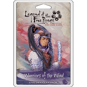 Legend Of The Five Rings LCG Warriors Of The Wind