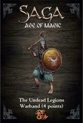 Saga Age Of Magic Undead Legions Warband 4 Pts