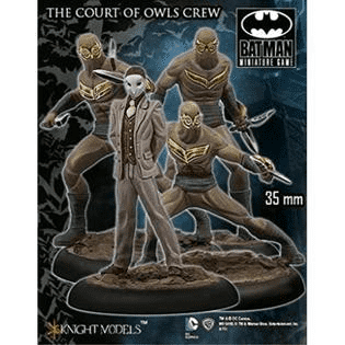 Batman Court Of Owls Crew