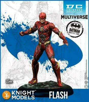 Batman Miniature Game: Flash (Ezra Miller) (2nd Edition) (Resin)