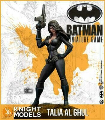 Batman Miniature Game: Talia Al'Ghul (Resin)