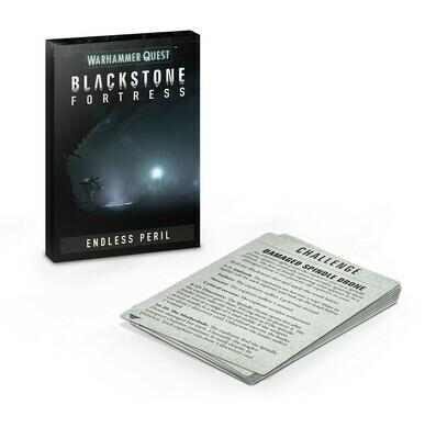 Blackstone Fortress Endless Peril