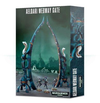 AELDARI WEBWAY GATE