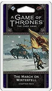 A Game Of Thrones LCG The March On Winterfell