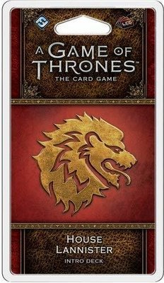 A Game of Thrones LCG (2nd Edition): House Lannister Intro Deck