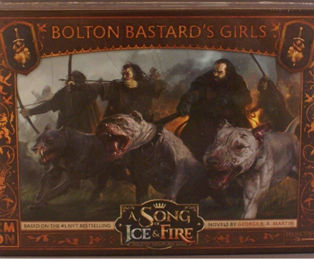 A Song of Ice and Fire Bolton Bastard Girls RJSSHRBWBJ7NW