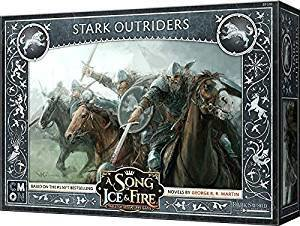 A Song of Ice and Fire Stark Outriders K6673MCQ1H3E2