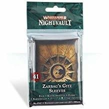 WH UNDERWORLDS: ZARBAG'S GITZ SLEEVES