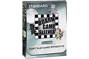 Board Game Sleeves: Non-Glare - Standard (50ct) ZDFSASBC1BWFR