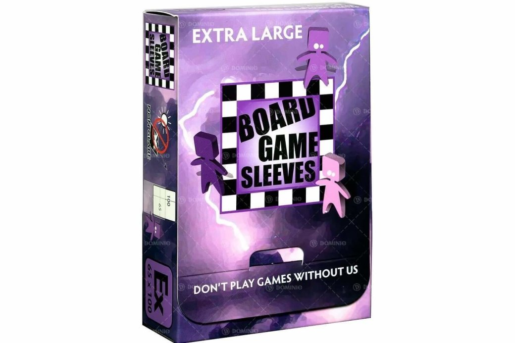 Extra Large Boad Game Sleeves (50ct)
