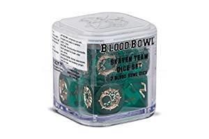 Blood Bowl: The Skaven Team Dice Set