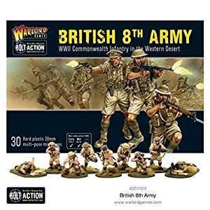 Bolt Action British 8th