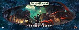 Arkham Horror LCG Return To The Night Of The Zealot