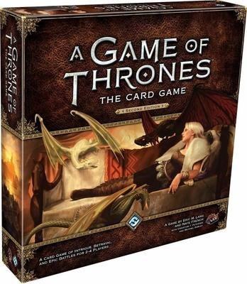 A Game of Thrones LCG (2nd Edition): Core Set