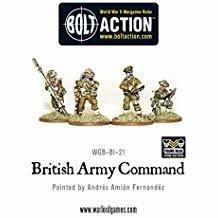 British Army Command