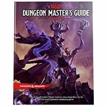 D&D Dungeon Master Guide