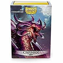 Dragon Shield Sleeves Carnax